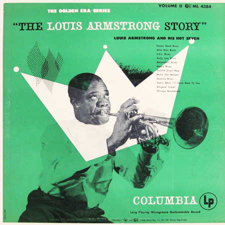 Louis Armstrong, Columbia 4384