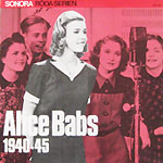 Alice Babs collection
