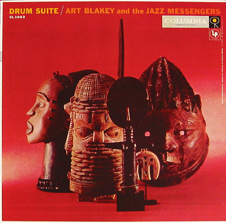 Art Blakey Drum Suite, Columbia 1002