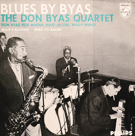 Don Byas - Ben Webster - Tenor Sax