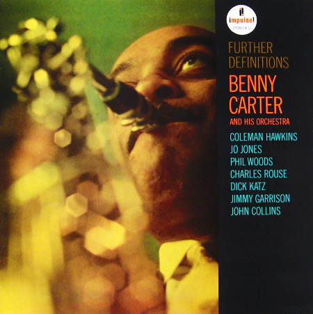 Benny Carter - Further Definitions album cover