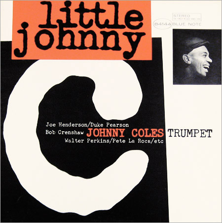 Johnny Coles, Blue Note 4144