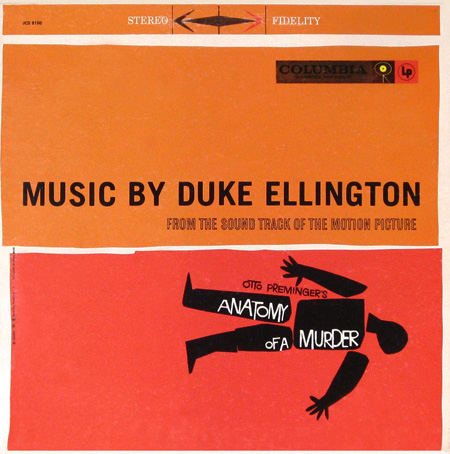 Duke Ellington, Anatomy of a Murder, Columbia 1360