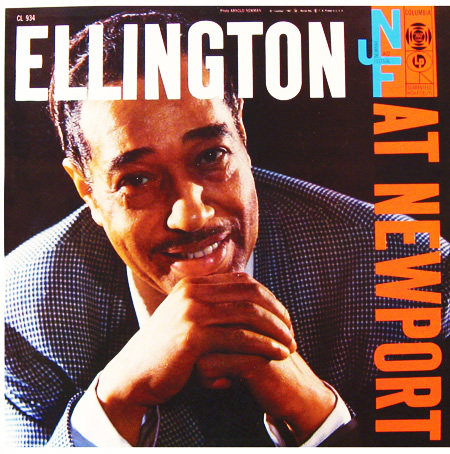 Duke Ellington at Newport, Columbia 934