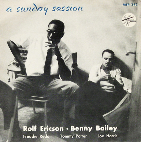 Rolf Ericson and Benny Bailey, Metronome MEP 243
