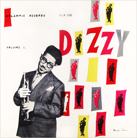 Atlantic Records - jazz album covers