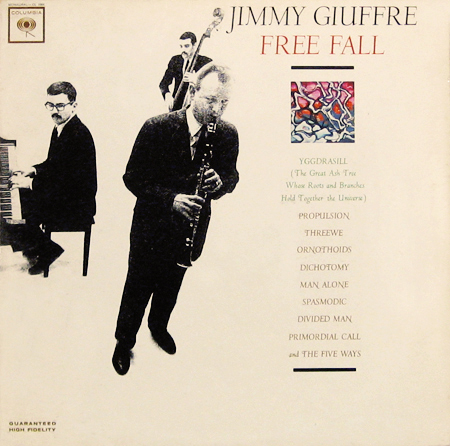Jimmy Giuffre, Columbia 1964