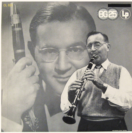 The Vintage Benny Goodman, Columbia 821