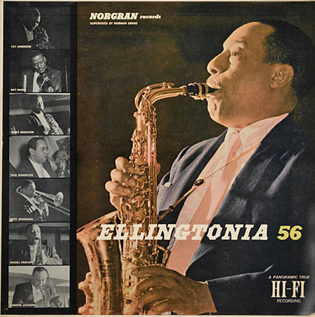 johnny hodges - ellingtonia 56