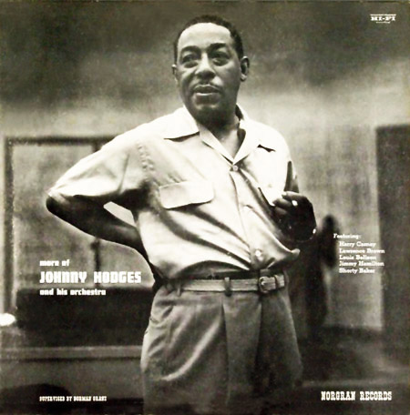 johnny hodges - more of