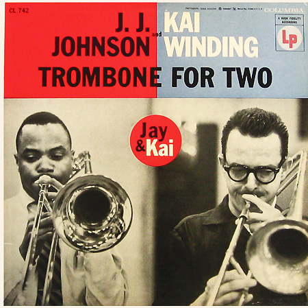 J.J. Johnson - Kai Winding, Columbia 742