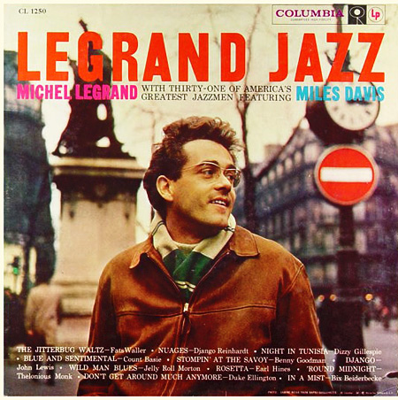 Michel Legrand Jazz, Columbia 1250