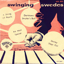 Swinging Swedes, Musica 4551