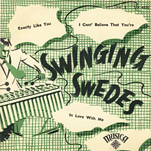 Swinging Swedes, Musica 4550