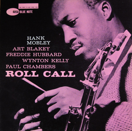 Hank Mobley, Blue Note 4058