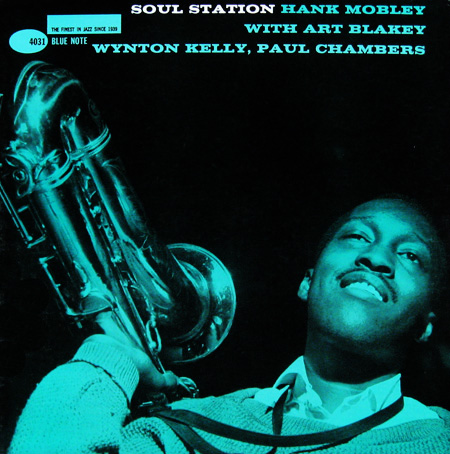 Hank Mobley, Blue Note 4031