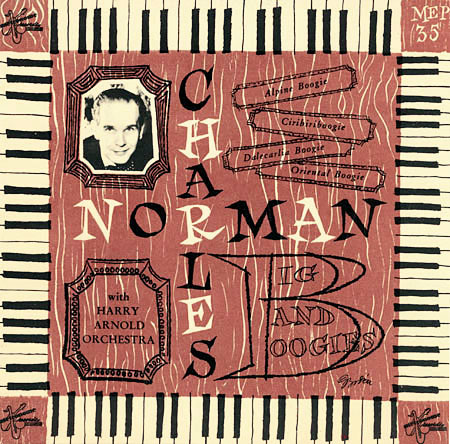 Charlie Norman, Metronome MEP 35