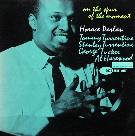 Horace Parlan, Blue Note 4074