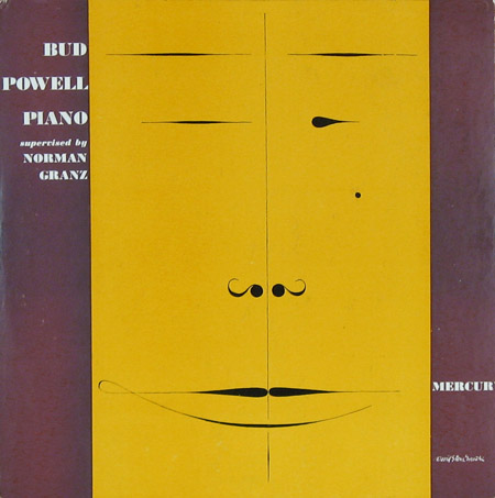 Bud Powell, Mercury/Clef 513, David Stone Martin