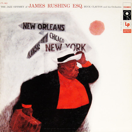 Jimmy Rushing Esq., Columbia 963
