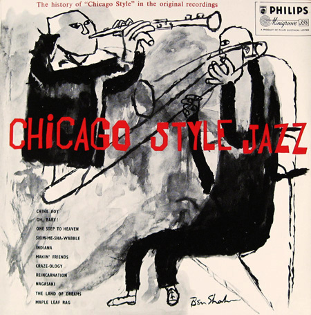 Chicago Style Jazz, Columbia 632