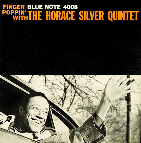Horace Silver, Blue Note 4008