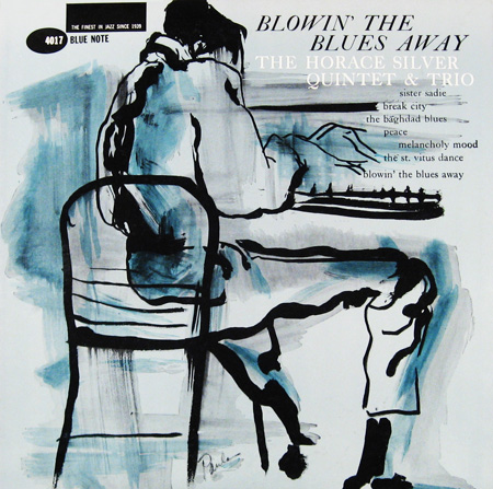 Horace Silver, Blue Note 4017