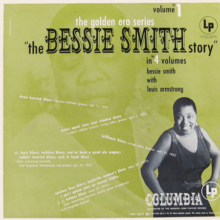 Bessie Smith Story, Columbia 503