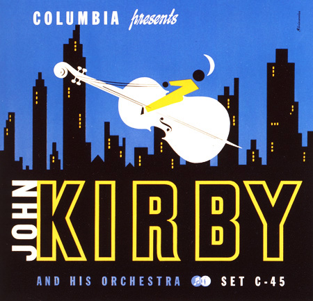 John Kirby, 78 rpm album Columbia