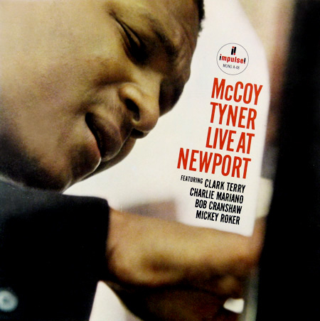 mccoy tyner - live at newport impulse a-48