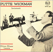 Putte Wickman, RCA EPS 58