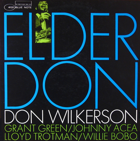 Don Wilkerson, Blue Note 4121
