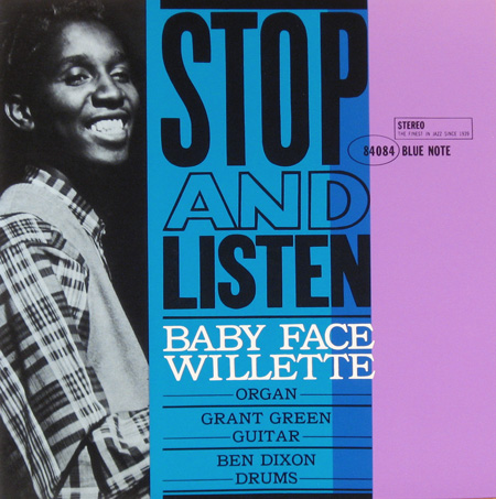Baby Face Willette, Blue Note 4084